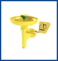 fbiews4-wall-mounting-eyewash-station