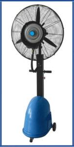 fbimfs2 mist fans outdoor cooling misting system - Misting Fans